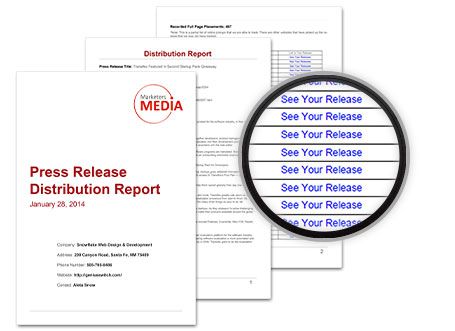 distribution report